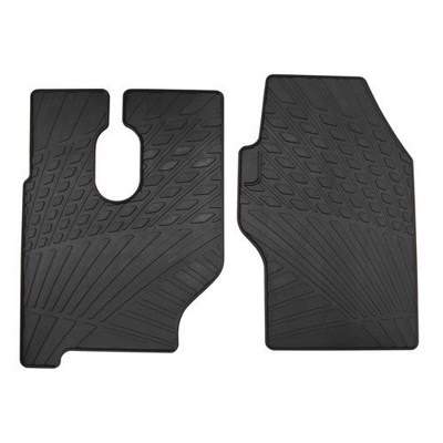98411 TAILORED RUBBER MATS IVECO DAILY 05/06>