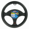 33038 CLUB:COMFORT-GRIP STEERING WHEEL COVER_M_�? 37/39 CM_BLACK